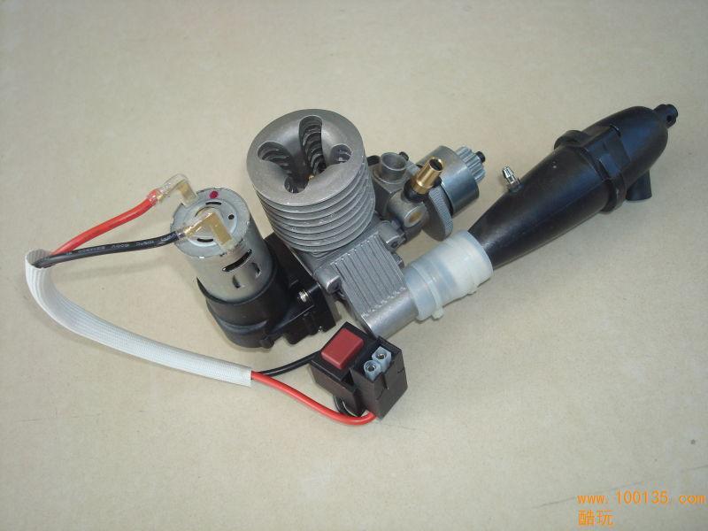 一键式甲醇发动机启动器(图)