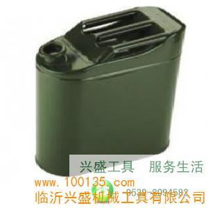 供应美式汽油桶/油桶 汽油桶 燃油专用桶 铁桶20l(图)