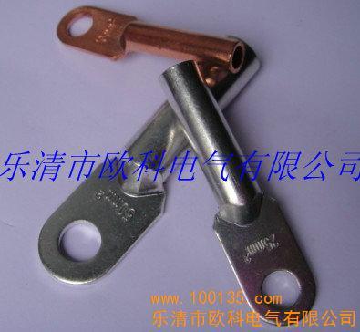 铜接线鼻子,电缆铜接线端头堵油铜鼻子dt铜镀锡接线端子就是在原来dt