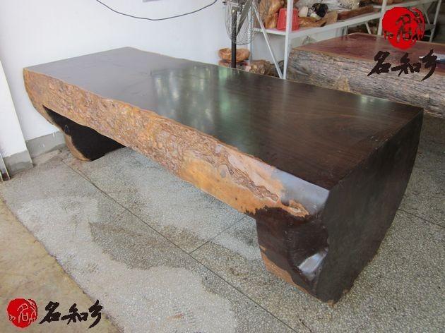 供应非洲黑檀木大板ht-11(图)