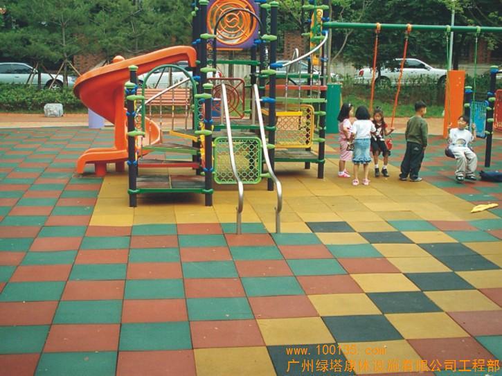 幼儿园安全地垫,橡胶塑胶地垫(图)