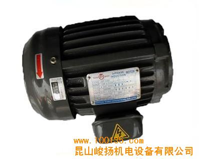 y群策油泵专用电机 7.5hp-4p电机功率为5.