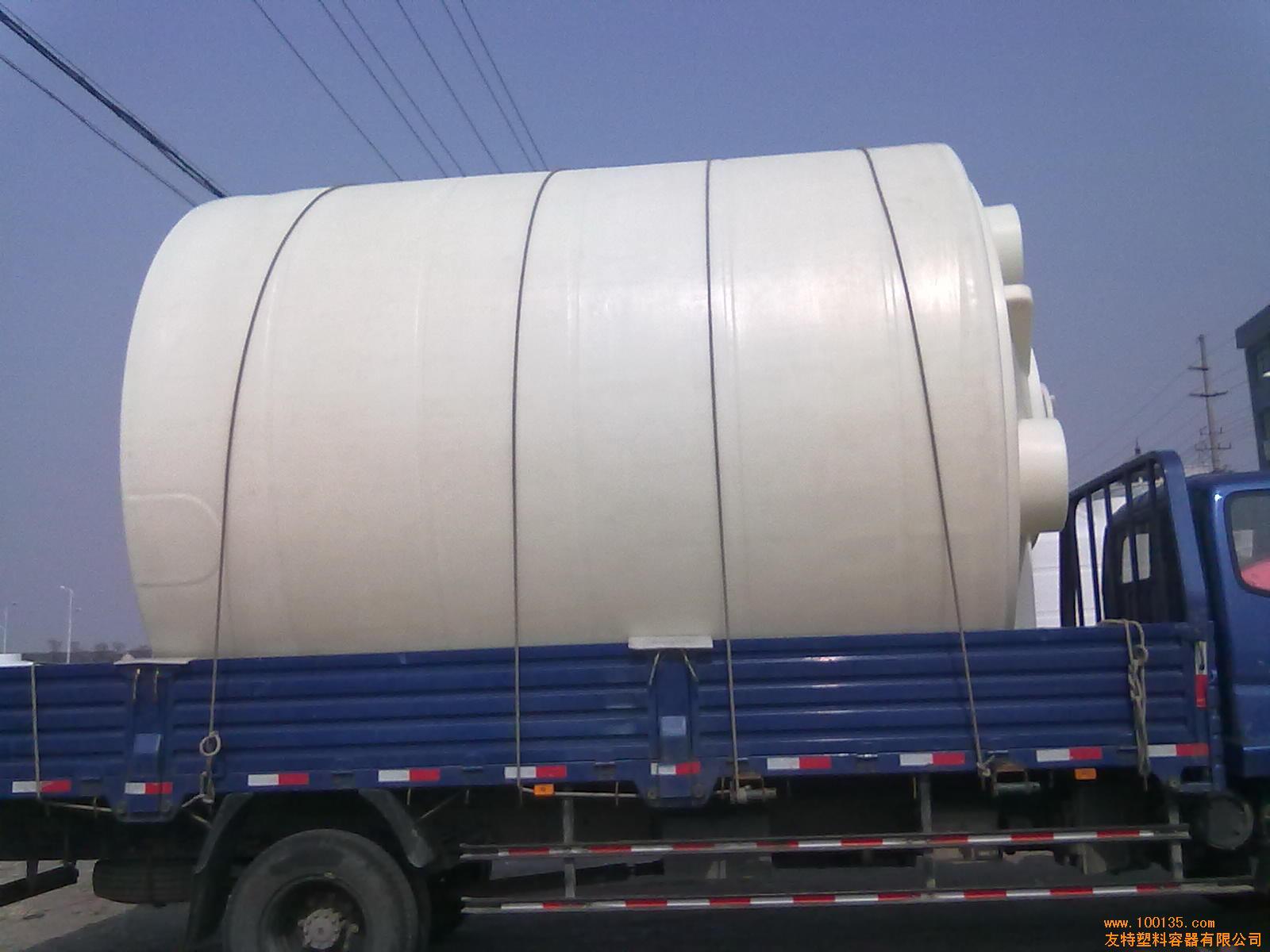供应福州塑料桶 30吨塑料水箱