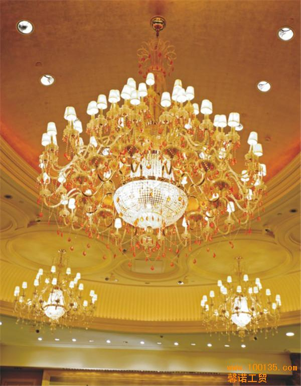 供应欧式古典风格,奢华水晶吊灯