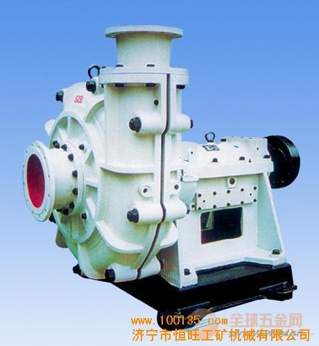供应100zd-g38b渣浆泵恒旺厂家 价格 参数(图)
