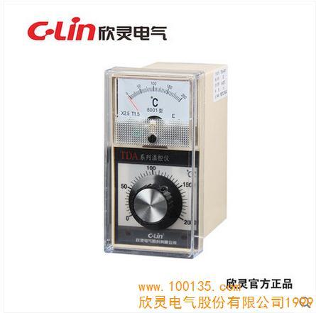 欣灵tda-8001温度指示控制仪温控器(图)