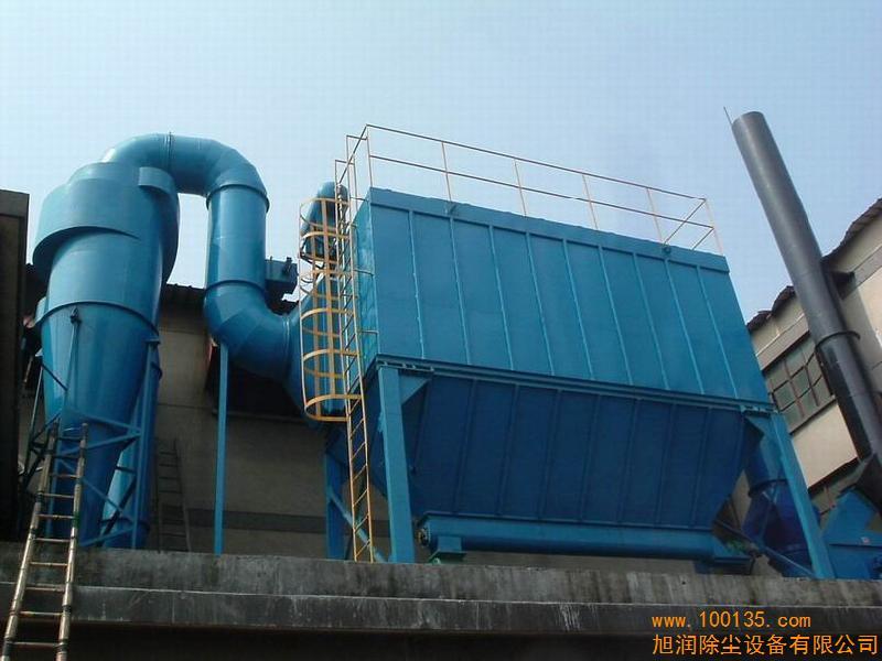 脉冲除尘器 单机除尘器 布袋除尘器 工业木工水泥除尘
