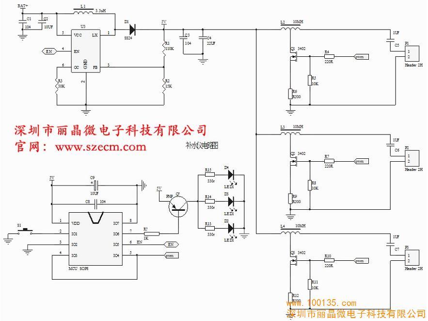 供应信息 电子元器件 集成电路(ic) > 供应加湿器单片机ic,加湿器芯片